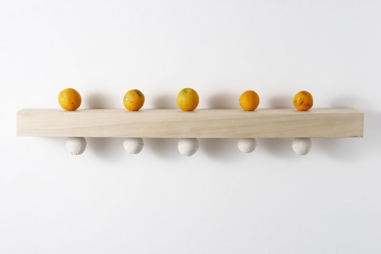 5 Oranges by Thomas Müller