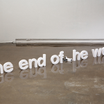 The end of the world. by Thomas Müller