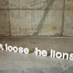 Let loose the lions!!! by Thomas Müller
